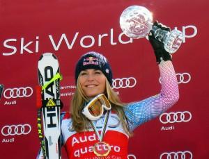 Lindsey Erste, ein vertrautes Bild. Quelle: U.S. Ski Team/ flickr.com